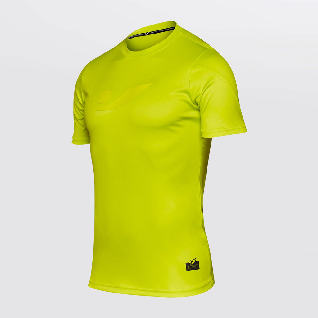 Concave Performance Top - Lime/Lime