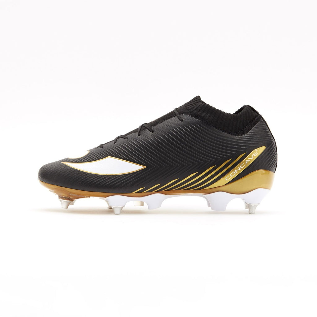 Concave Volt + Knit SG - Black/Gold