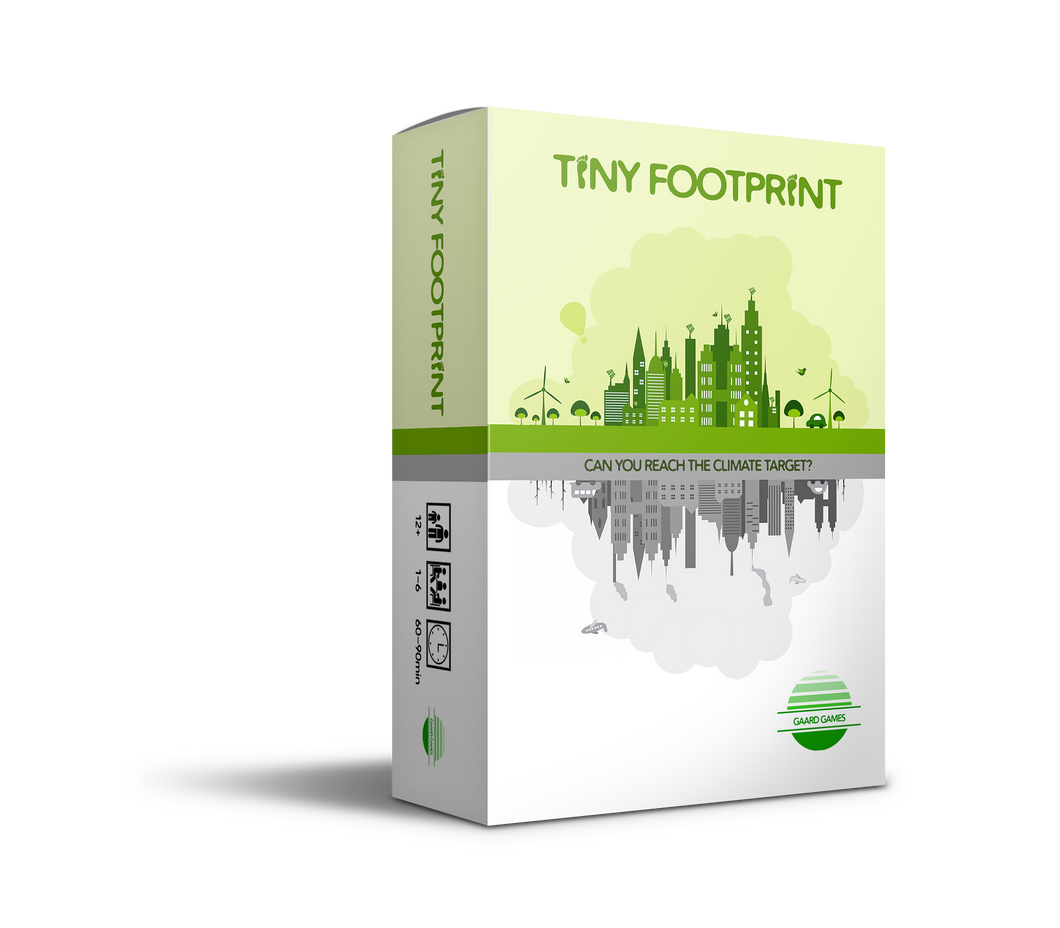 Tiny Footprint Board Game
