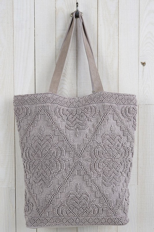 Colleen Tote (Grey)