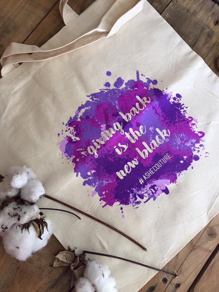 Giving Back Market Tote