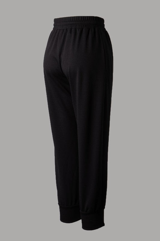Jogger It Out Pant (Black)
