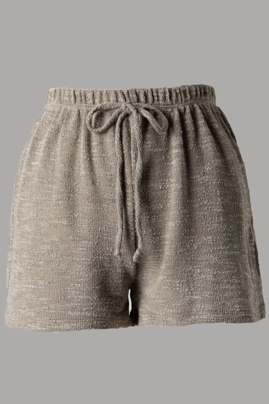 Comfy Cozy Cute Short (Olive)