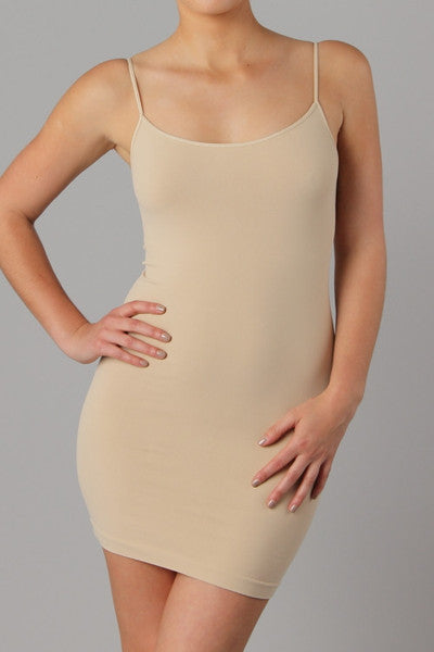 Seamless Long Tank (4 Colors)