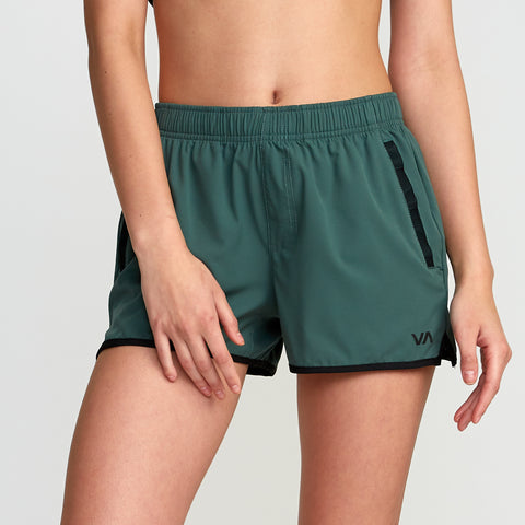 Womens Yogger Stretch Short (SGE)