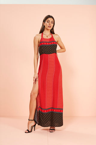 Hail Maxi Dress (Multi)