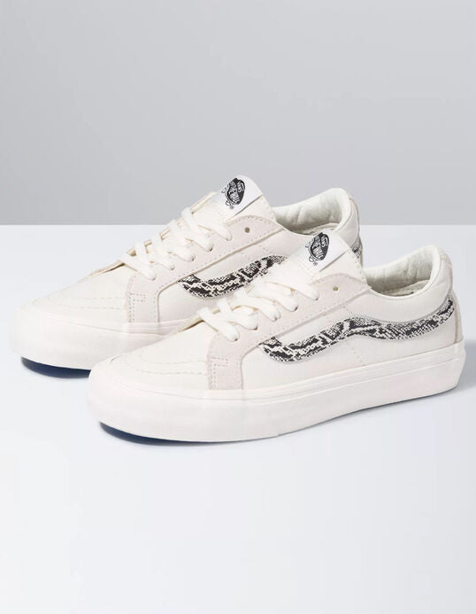 SK8-Low Reissue (Antique White/Snake)