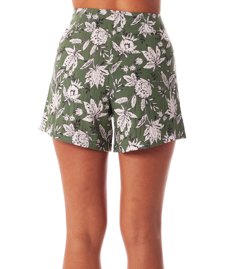 Cabanna Short (Dark Green)