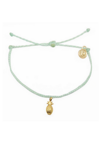 Gold Bitty Pineapple Bracelet (SEAF)