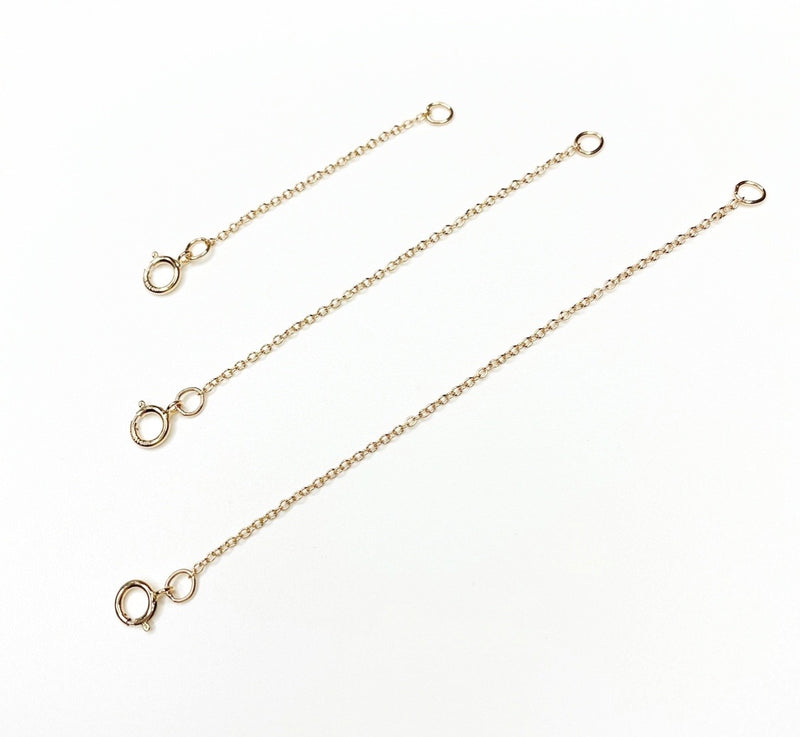 14k Gold Filled Necklace Extender
