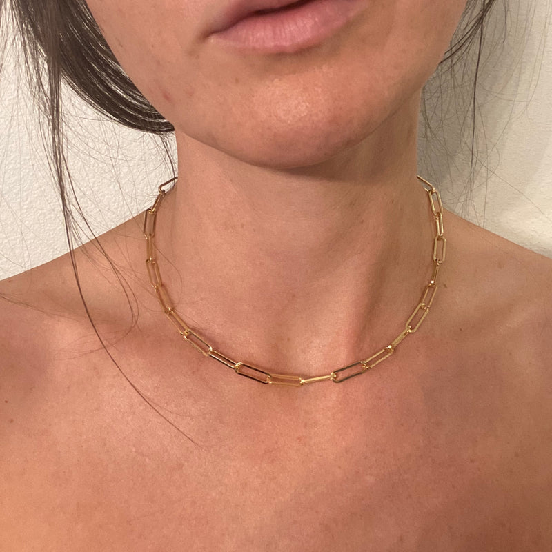 Nina Chain Necklace