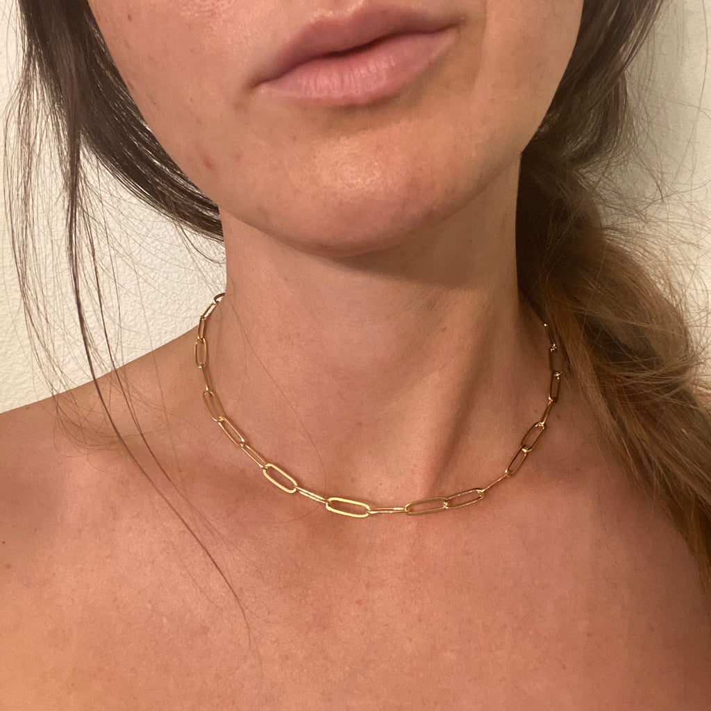Brie Chain Necklace