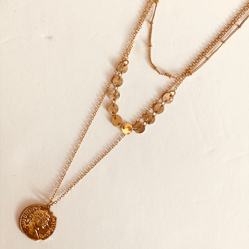 Asher Necklace