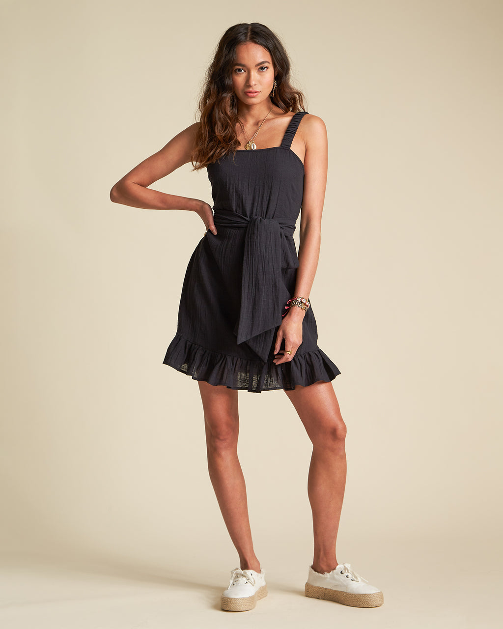 Saw it Coming Dress (BLK)