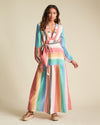 Mix It Up Maxi Dress (MUL)