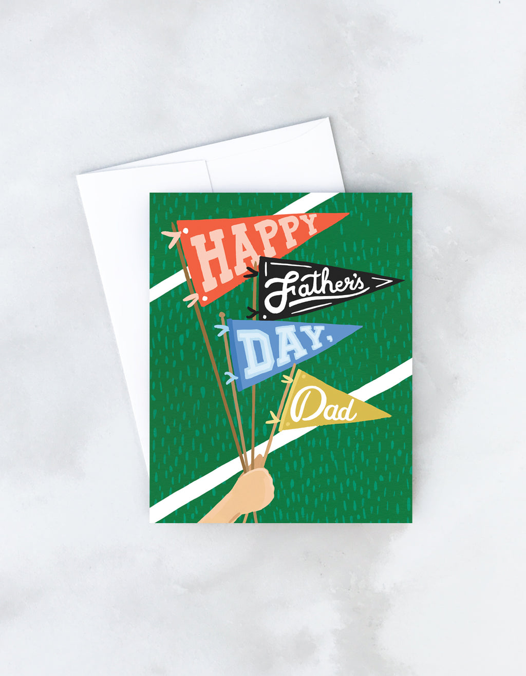 Father's Day Penants Card