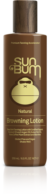 SunBum Natural Browning Lotion
