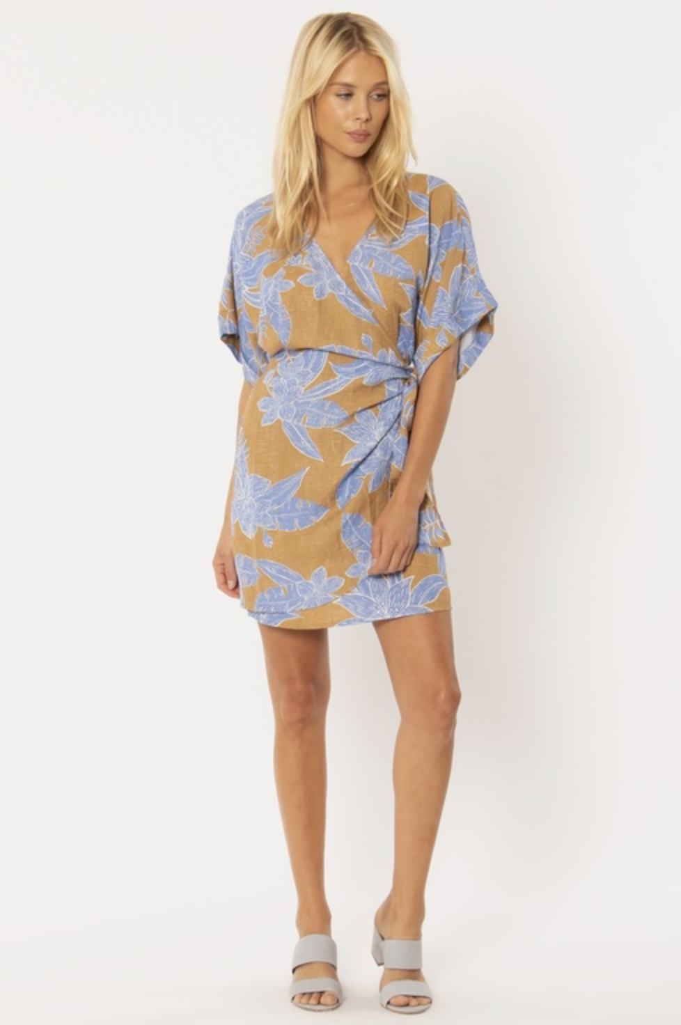 Mala S/S Woven Dress (MOC) ONLINE EXCLUSIVE