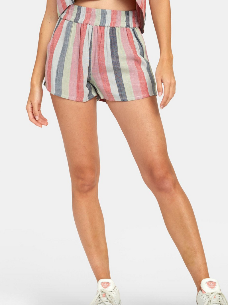 Suggest Stripe Short (MUL)