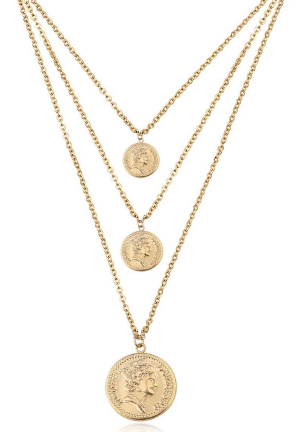 Pesos Necklace PREORDER