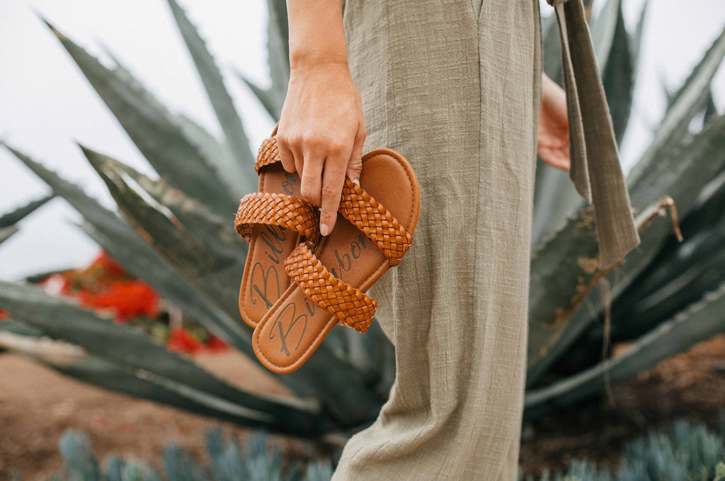 Endless Summer Sandal (TAN)