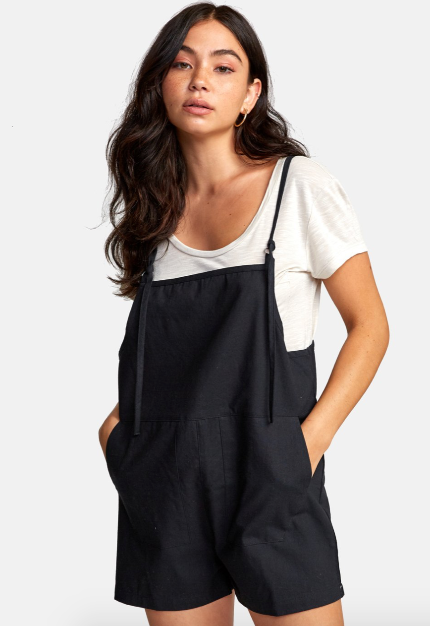 KICK IT OVERALL (BLK)