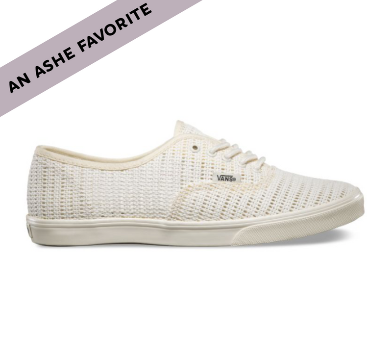 Mesh Authentic Lo Pro (Marshmallow)