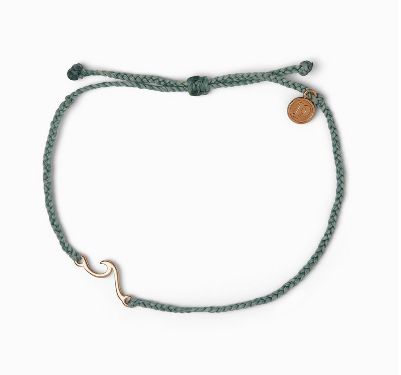 Shoreline Anklet Rose Gold (SMOK)
