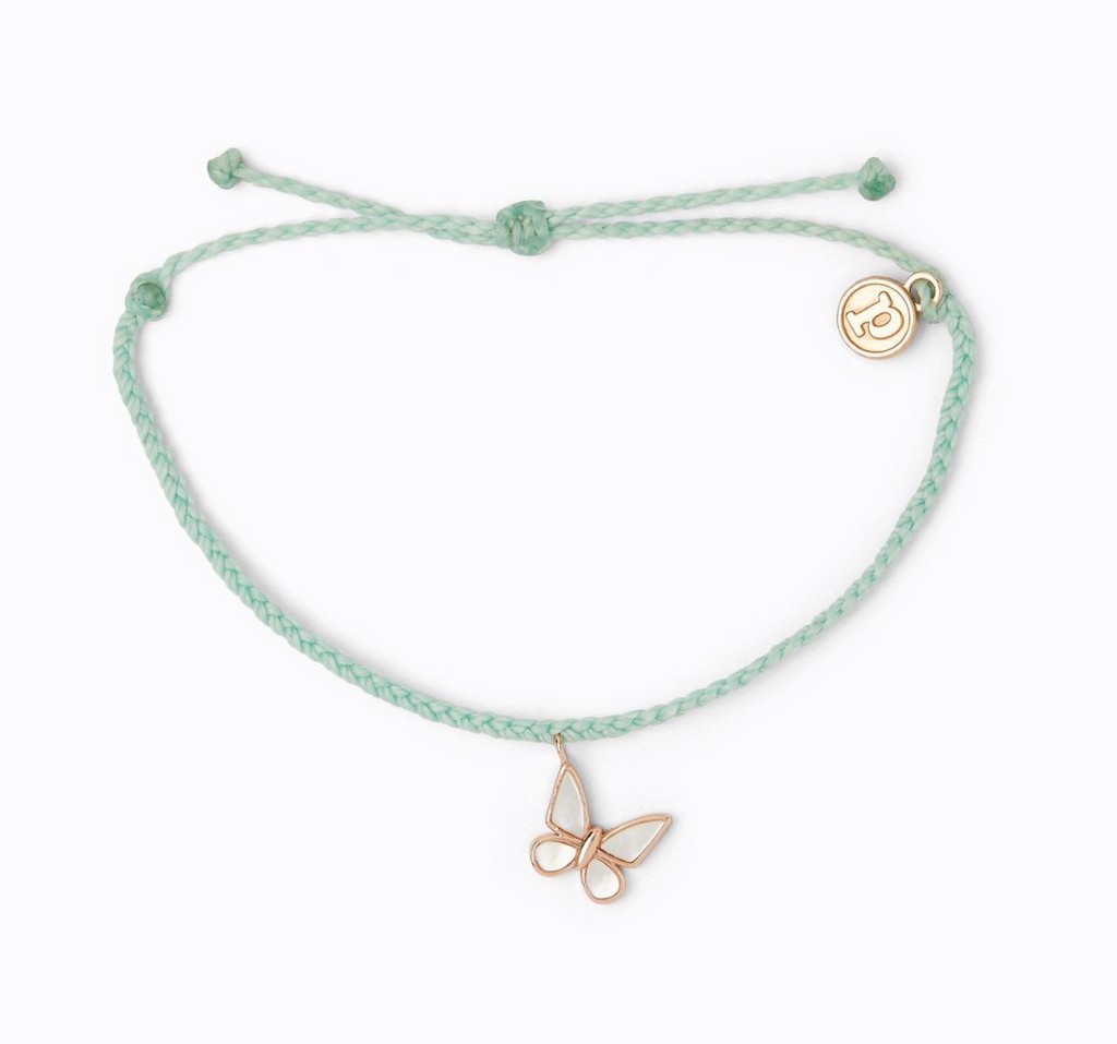 Butterfly Bracelet Rose Gold (SEAF)