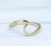 Wave Ring (Gold)