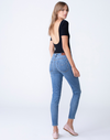 OLIVIA High Rise Skinny in Vivid
