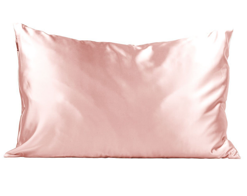 Satin Pillowcase (Blush) PREORDER
