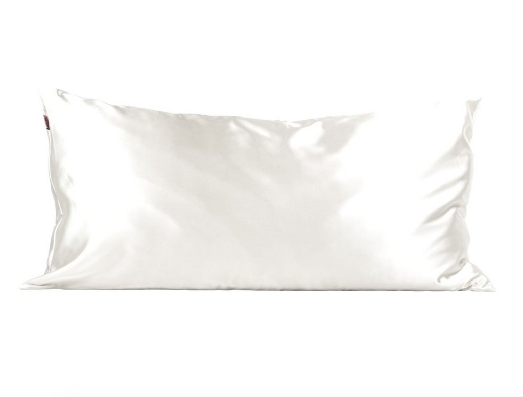 Satin KING Pillowcase (Ivory) PREORDER