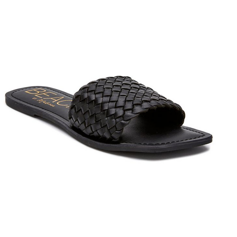 Valley Sandal (Black)