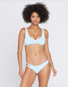 One Wave Bikini Top (BRK)