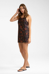 Toluca Mini Dress (Black)