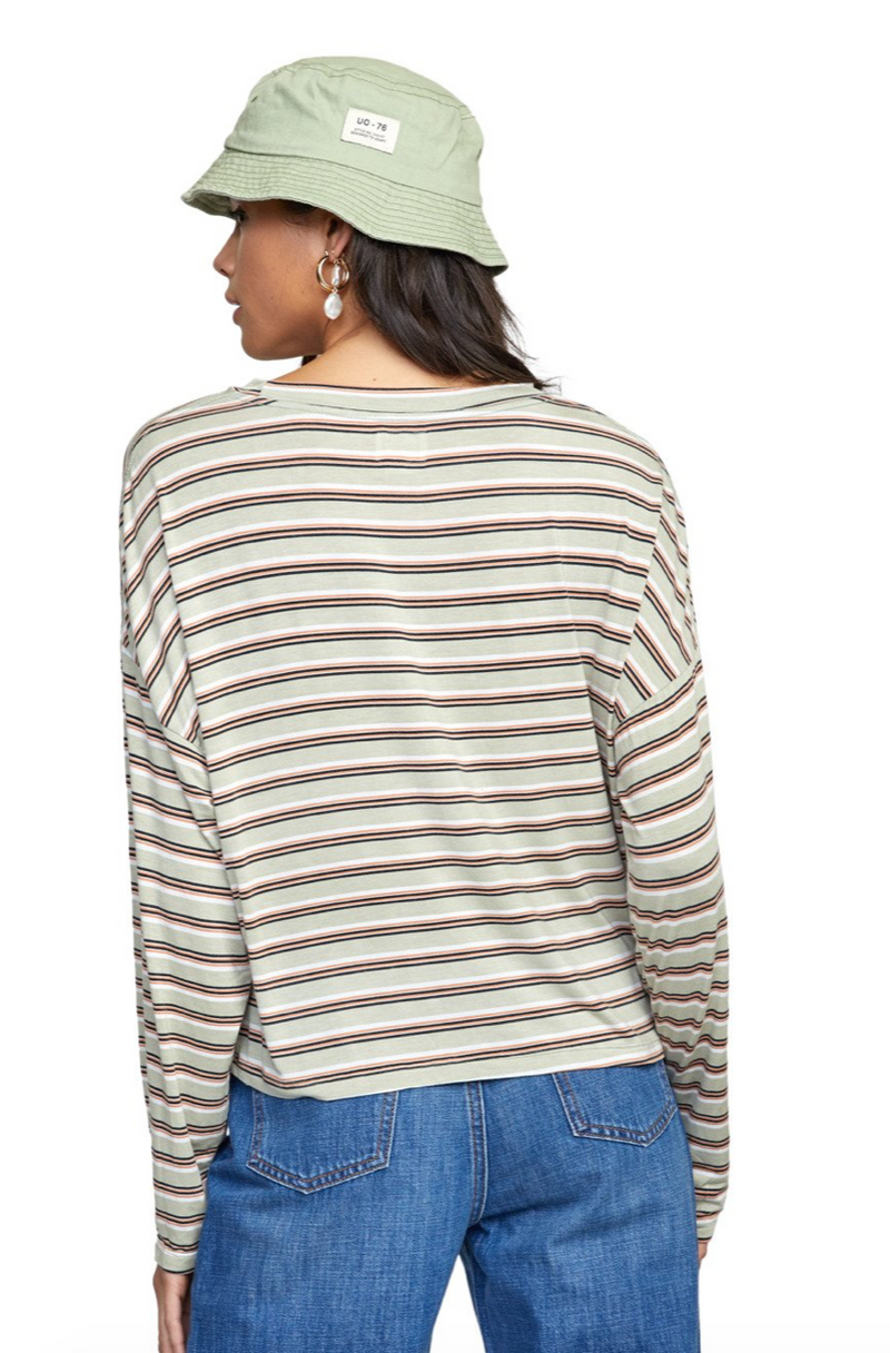Countdown Long Sleeve Top (OVG)