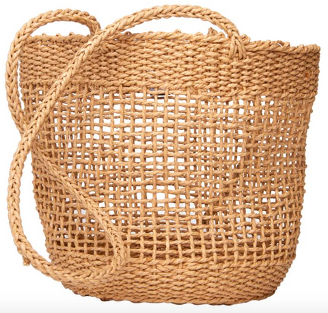 Bungalow Market Bag (Straw)