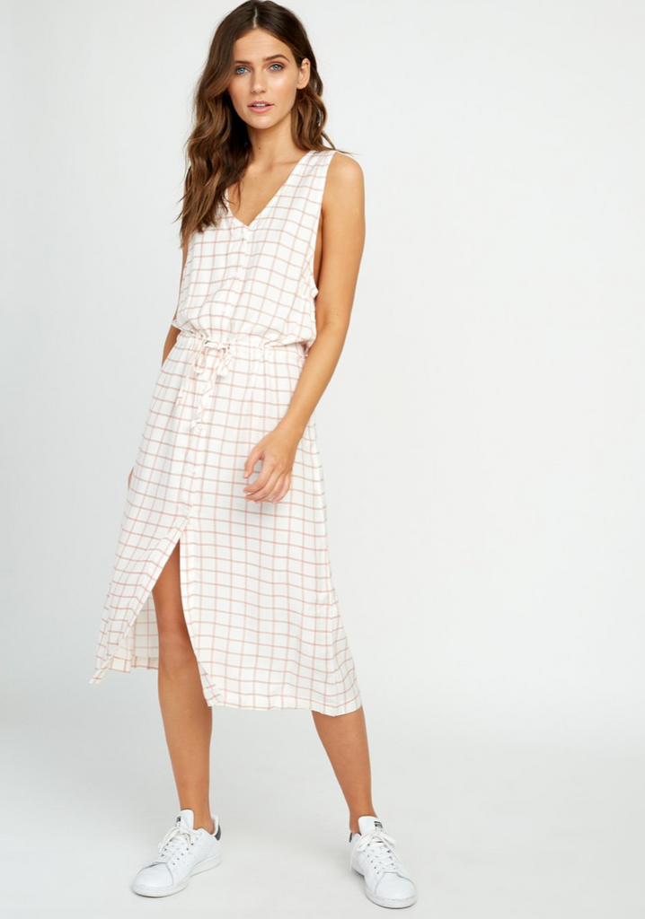 Strake Midi Dress (OFF)
