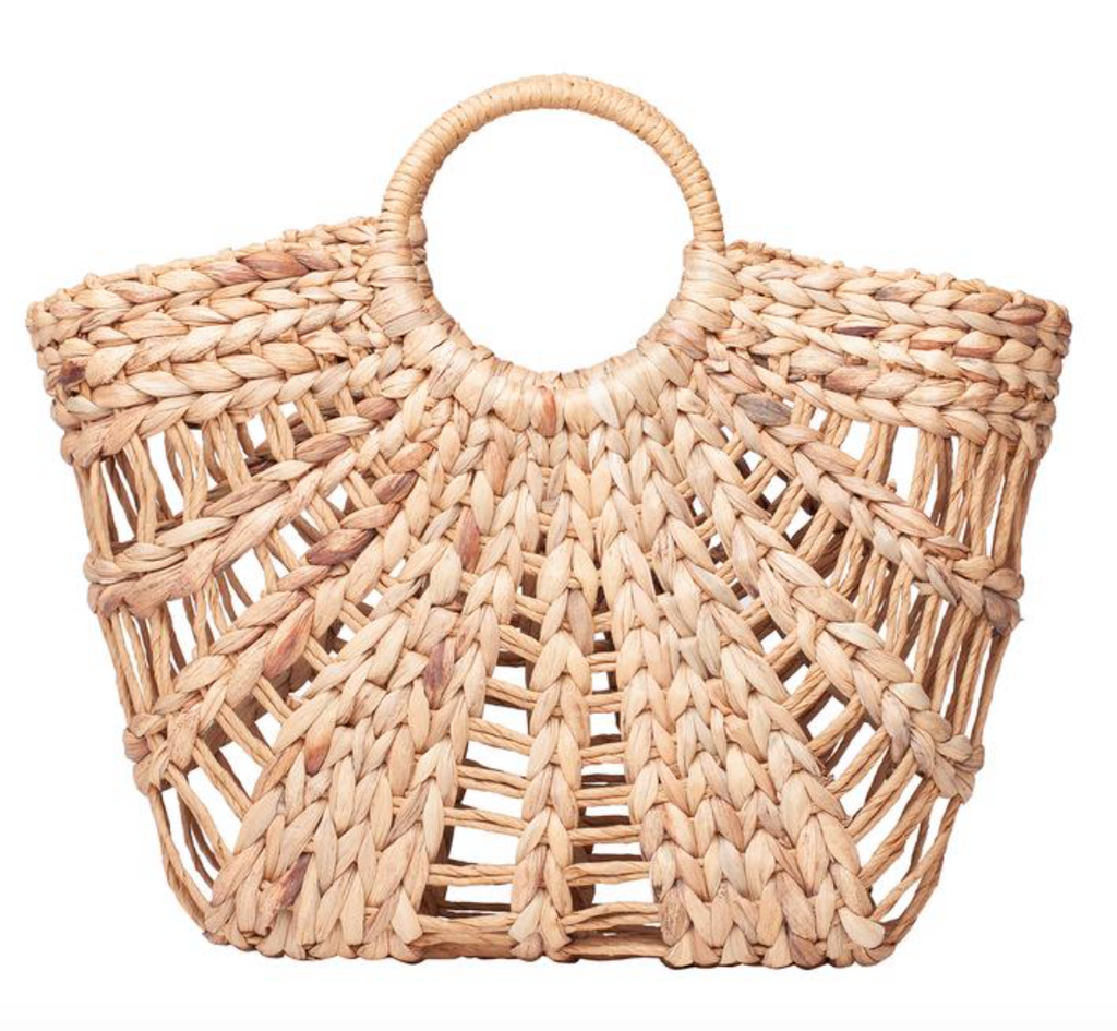 Biarritz Straw Bag