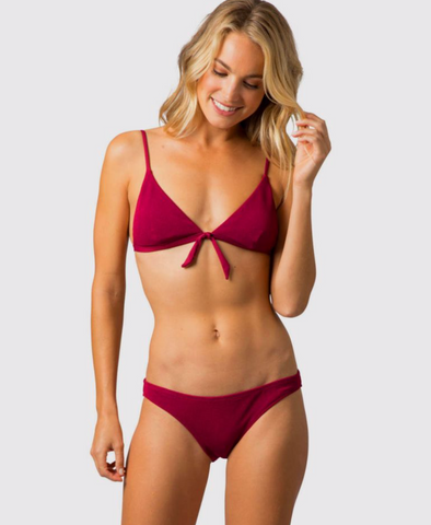 Premium Surf Triangle Bikini Top (DRD)