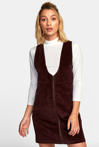 North Corduroy Jumper Dress (FGD) ONLINE EXCLUSIVE