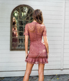 Newton Dress (Mauve)