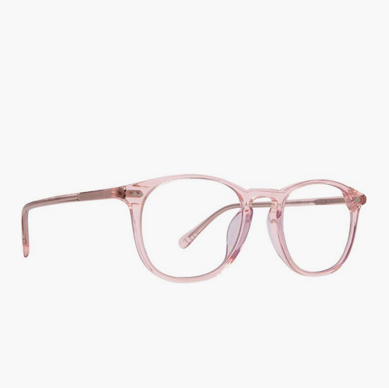 jaxson (rose crystal + blue light technology clear lens)
