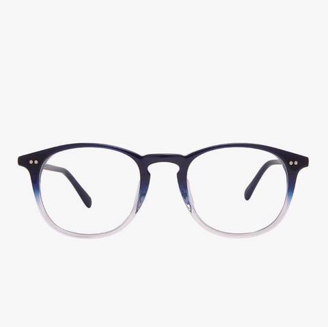 jaxson (navy ombre + blue light technology clear lens)
