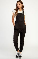 Peace Mission Overalls (BLK) ONLINE EXCLUSIVE