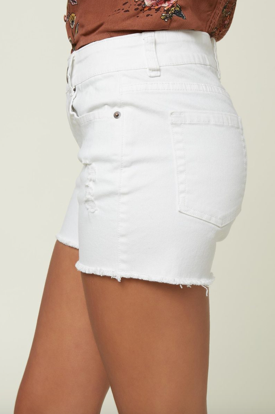 Cody Shorts (WHT)