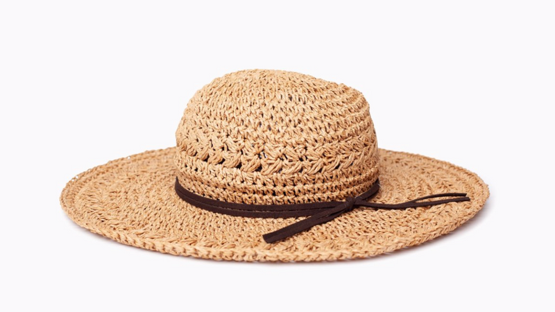 Maluka Hat (Straw)