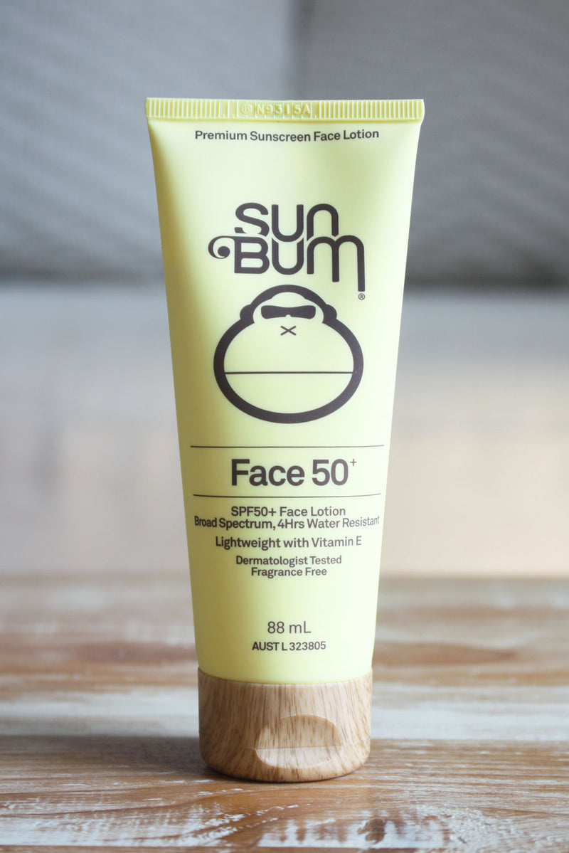SPF 50 FACE Lotion 3 oz. SunBum