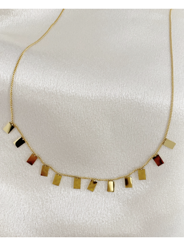 Mini Bars Necklace